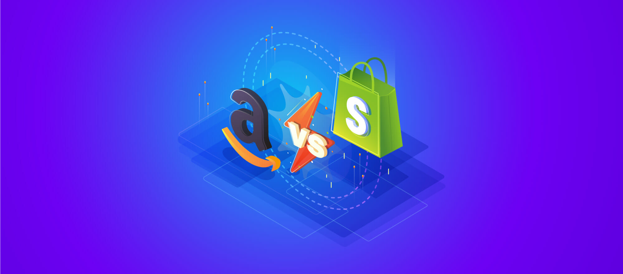 Shopify Vs Amazon: Which eCommerce Platform Should You Use?